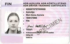 ADR-kortti