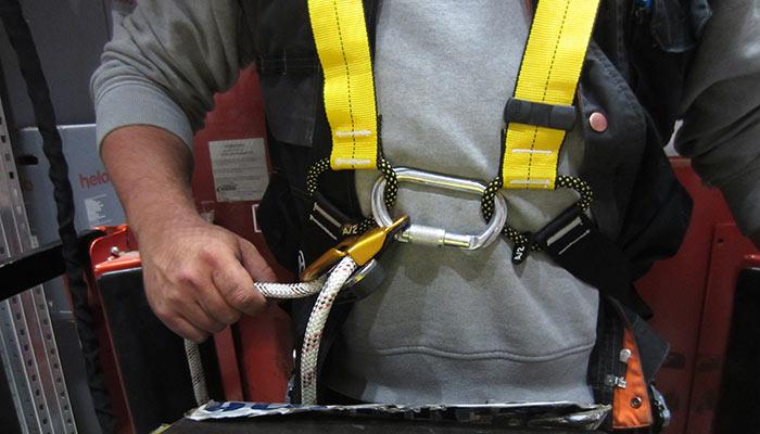 Työturvallisuuskortti Materiaali